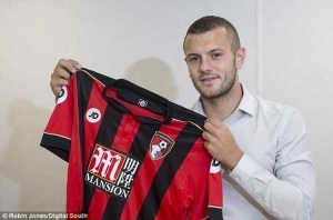 Bournemouth Sign Jack Wilshere  On Loan